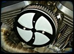 WindStorm 3-D Flake Complete HiFlow 587 Air Cleaner Sportster Sportster Harley Davidson High Flow Air cleaner DK Custom Nightster Iron 48 Custom Low SuperLow Stage I K&N EFI Carbureted Complete High Performance