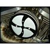 WindStorm 3-D Flake Complete HiFlow 587 Air Cleaner Sportster