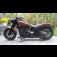 Harley-Davidson 2007-Up Softail Coil Relocation Kit Plug-N-Play DK Custom Harley-Davidson EFI BETTER LOOK ~ BETTER AIR-FLOW Black POWDER COAT Finish