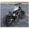 Black Finned DK Custom Harley Davidson Outlaw Air Cleaner Systems Complete EBS  High Flow M-8 Milwaukee-Eight Softail Twin Cam Sportster Roadster Dyna 72 48 Big Twin Evo Nightster Iron Stage I Ness Big Sucker 587 425 606 636v Pro Billet Bracket Breather B