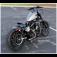 Sano Black Streamliner Bullet Back Turn Signal & Marker Lights DK Custom Products Harley-Davidson  Universal fit for 12 volt motorcycles SEE & BE SEEN