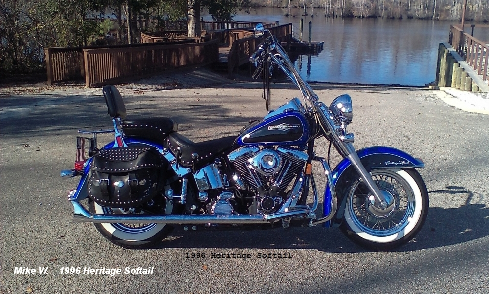 Mike W softail
