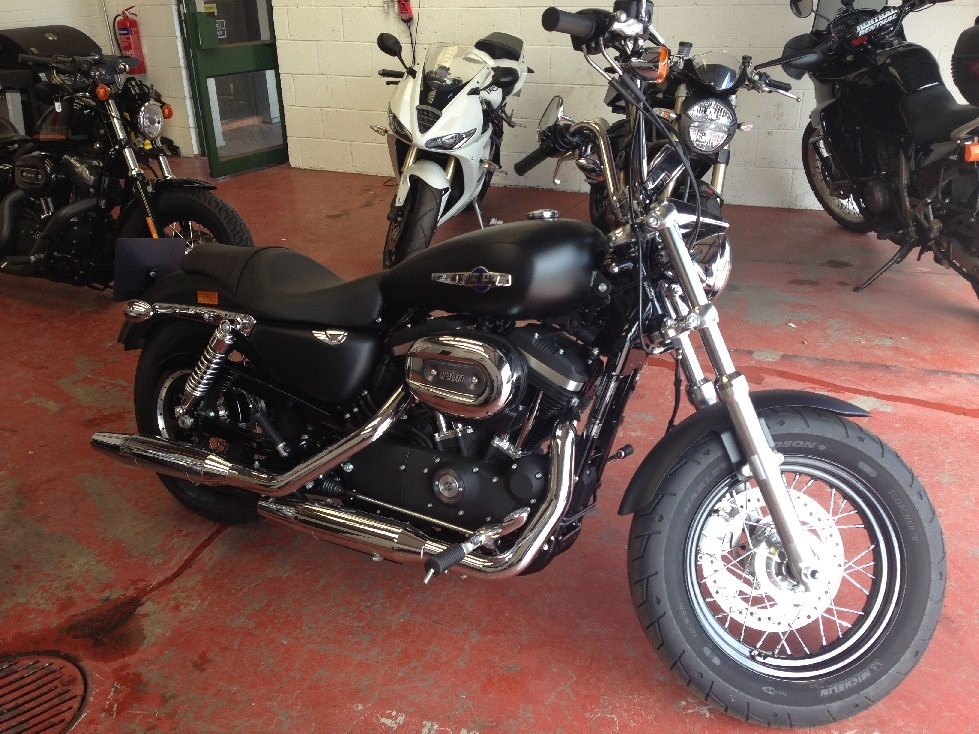 pauls new bike