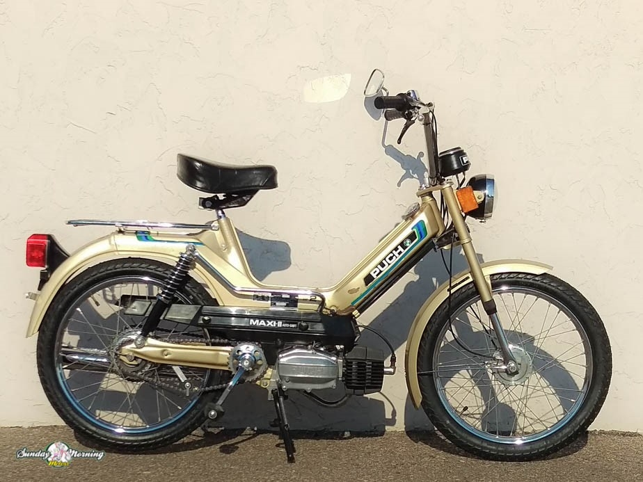 paul mini bike