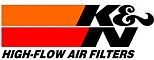 K&N Replacement Air Filter fits DK OUTLAW HiFlow-587 Systems